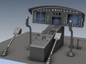 Bell 412 Glas 2