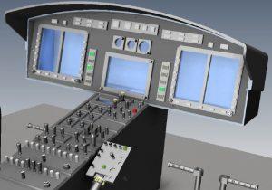 Bell 412 Glas 3