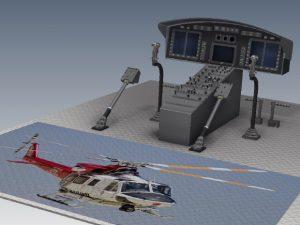 Bell 412 Glas 4