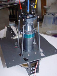 HF Mechanik Lama für PRO Turbinen 3