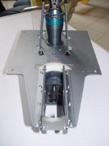 HF Mechanik Lama für PRO Turbinen 6
