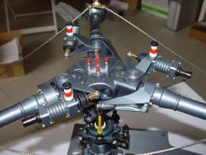 HF Mechanik Lama für PRO Turbinen 9
