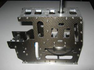 HF3-3 Mechanik für PRO Turbinen 3
