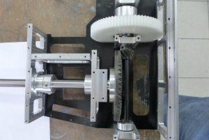 HF3-3 Mechanik für PRO X 11