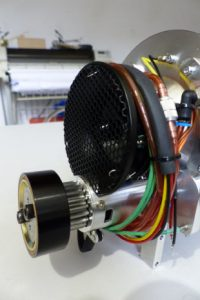 HF3-3 Mechanik für PRO X 17