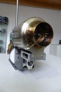 HF3-3 Mechanik für PRO X 6