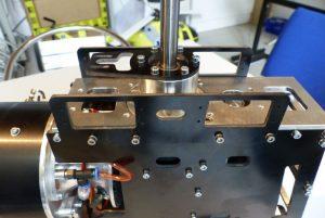 HF3-3 kurz Mechanik für PRO Turbinen 13