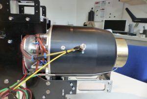 HF3-3 kurz Mechanik für PRO Turbinen 3