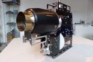 HF3-3 kurz Mechanik für PRO Turbinen 9
