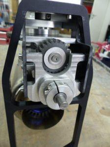 HF3-L PRO X Mechanik 7