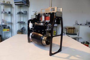 HF3-XL Mechanik für PRO Tubinen 10
