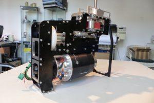 HF3-XL Mechanik für PRO Tubinen 11