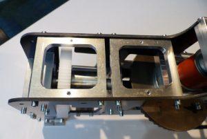 HF3-XL Mechanik für PRO Tubinen 15