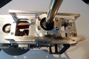 HF3-XL Mechanik für PRO Tubinen 16