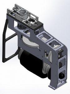 HF3-XL Mechanik für PRO Tubinen 2