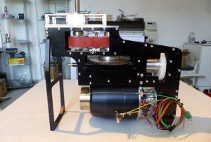 HF3-XL Mechanik für PRO Tubinen 8
