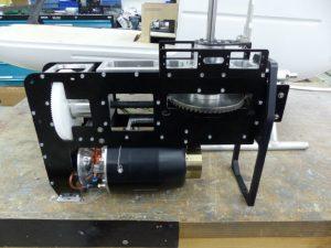 HF3-extra L Mechanik für PRO Turbinen 1