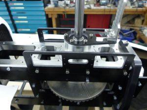 HF3-extra L Mechanik für PRO Turbinen 12