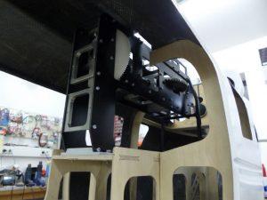 HF3-extra L Mechanik für PRO Turbinen 14