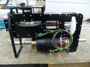 HF3-extra L Mechanik für PRO Turbinen 2