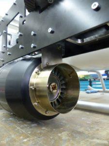 HF3-extra L Mechanik für PRO Turbinen 4