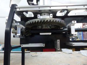 HF3-extra L Mechanik für PRO Turbinen 6