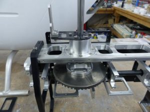 HF3-extra L Mechanik für PRO Turbinen 8