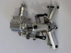 Heckrotor Edel 2