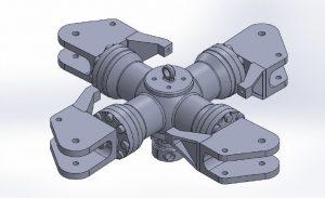Rotorkopf-2m-H145-BO105 6