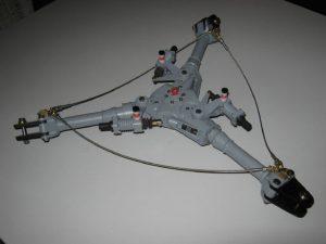Rotorkopf Lama & Alouette III 1