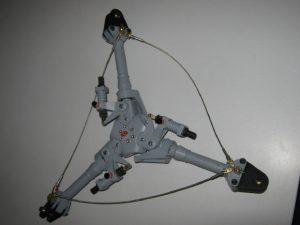 Rotorkopf Lama & Alouette III 2