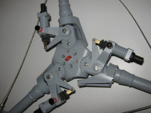 Rotorkopf Lama & Alouette III 3